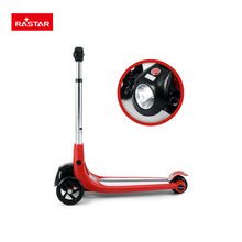 Cheap kids scooter 3 wheel for playing