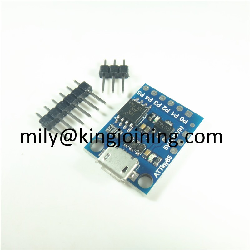 Low price KJ144 development board Digispark kickstarter ATTINY85 module