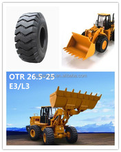 China tyre manufacturer Qingdao off the road tire OTR 29.5-25 29.5x25