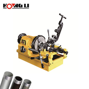 Hongli Efficiency Economic Type 1/2 Inch To 3 Inch Used Pipe Threading Machines For Sale