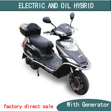 10000w gasoline electric motorcycle with 600cc sport