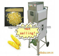 fresh corn thresher sheller machine