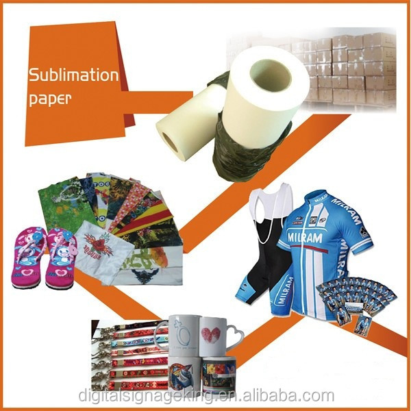 A-sub 125gsm new type sublimation paper for Mimaki printers