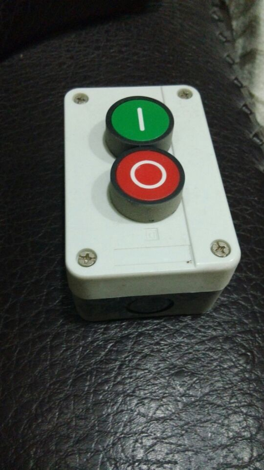 Cngad Electric On Off 2 Button Switch Box Electric Switch
