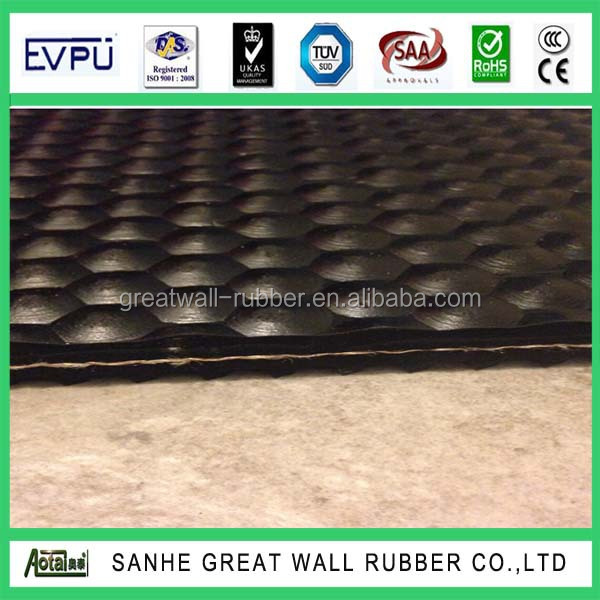 Factory 30 years Hot Sale Rubber sheets good quality for cow&horses mat