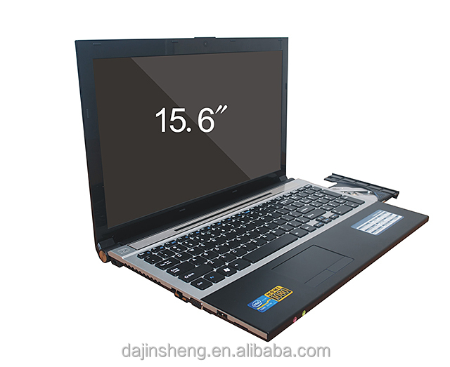 15.6 Intel i7 3687U 4GB RAM HDD 250 Support to 1TB with WIFI DVD-RW Cheap <strong>laptop</strong>
