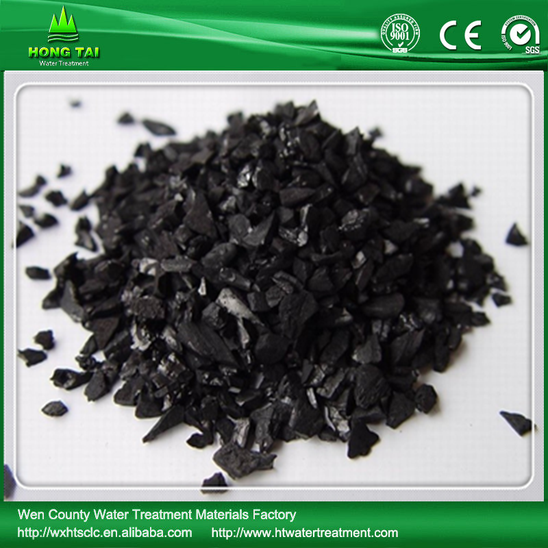 Coconut shell activated carbon of 950mg/g min iodine number