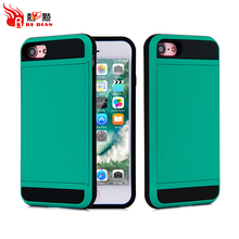 Factory Price stylish tpu PC mobile case for iphone 8 custom housing,card slot phone case for apple for iphone8