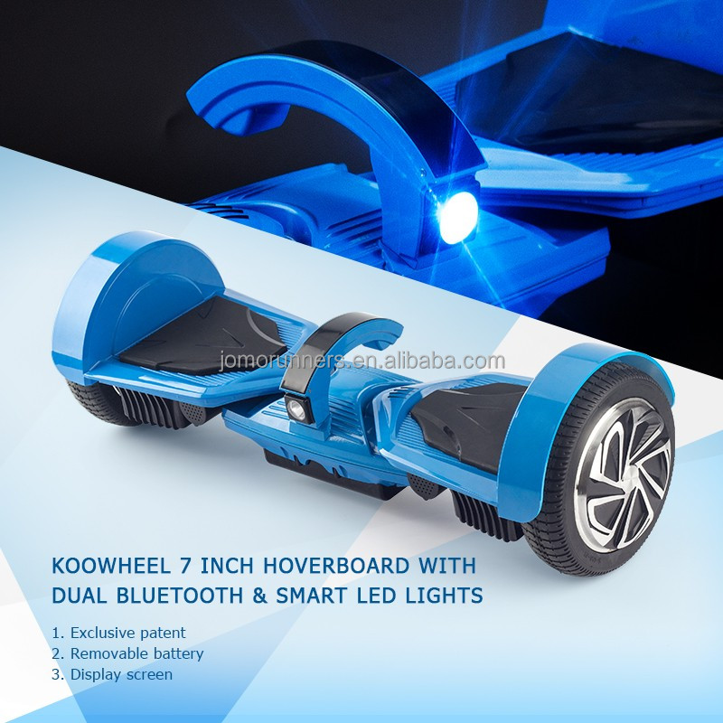 Germany warehouse Koowheel new design UL 2272 K5 Self-Balancing electric scooter