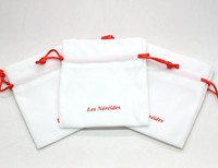 Custom Made Jewelry Pouches, Small Velvet Pouches For Jewelry