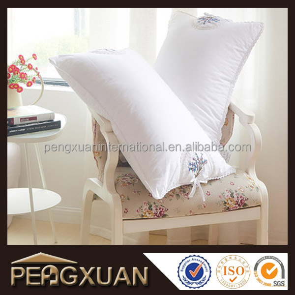 Wholesale hotel decorative embroidery cotton throw pillow