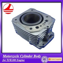 Cheap Chinese Motorcycle Engine 200CC Cylinder Body Motor Parts