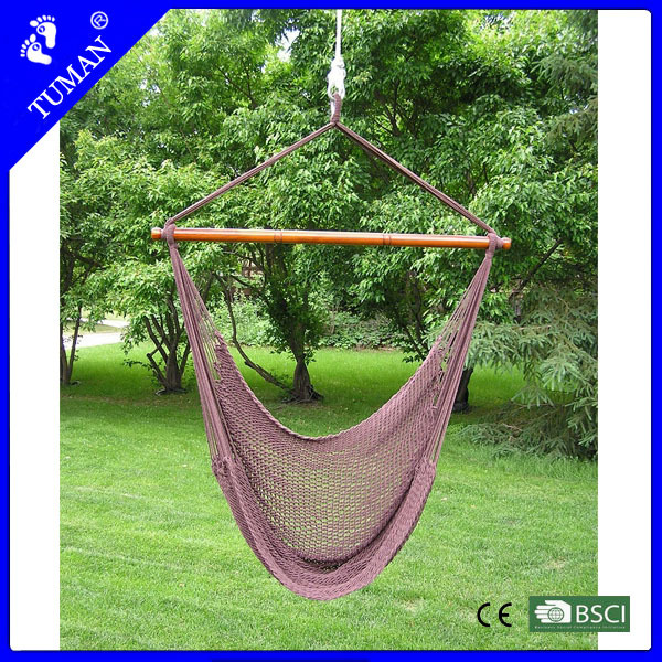 Comfortable Cotton Mesh Swinging Chair