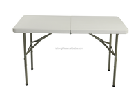 4ft rectangle folding table
