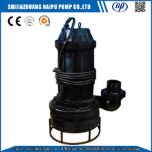 ZJQ45-15-5.5 KW submersible mud pump to suck