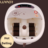 LY-230A multifunction portable electric foot bath massager