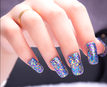 Soak off UV/LED Color Gel nail Magnetic Diamond Color UV Nail Gel Varnish