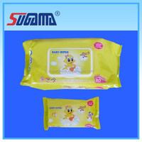 Consumable disposable non-woven customized mini cleaning wet wipes