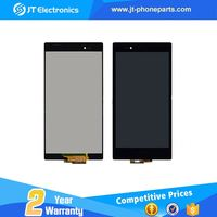 Wholesale for sony xperia zr lcd aaa,digitizer for sony xperia neo l mt25i touch screen