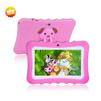 Rugged kids tablet pc android 4.4 with allwinner a33 quad core CPU