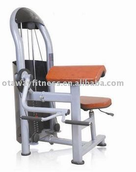 fitness equipment Biceps curl