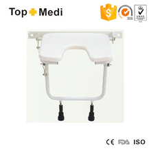 Medical Bathroom Assist Device Shower Bath Wall mounted fold up seat