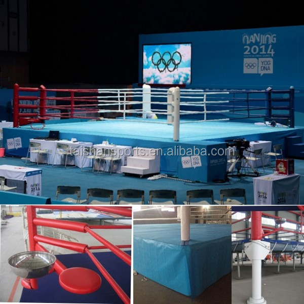 2016 New Style Boxing Ring with AIBA standard