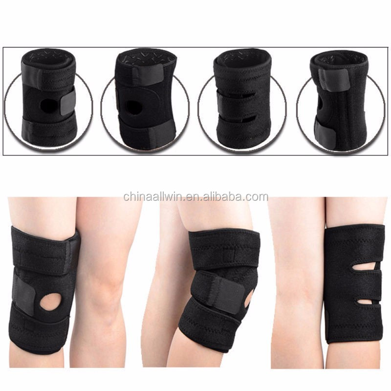 Custom LOGO knee pads Neoprene support / inflatable knee brace