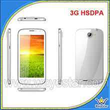 USA market 3G WCDMA850/1900/2100Mhz 5'' IPS mobile phone quad core android 4.2 3G mobilephone