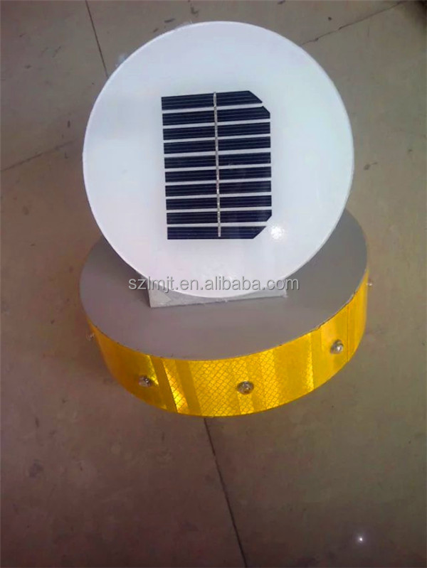 Original design IP 65 waterproof solar LED road safety delineator post light