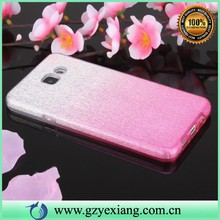 ebay hot sale glitter mobile phone case for samsung galaxy a5 2016 a510 soft gel cover