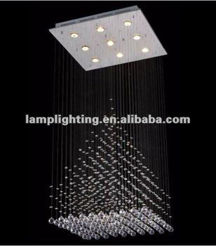 Novel design modern crystal chandelier