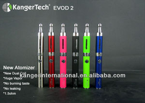 KangerTech Ego Starter Kit Huge Vapor 1100mAh Battery Evod Kit Kanger Evod 2 Starter Kit