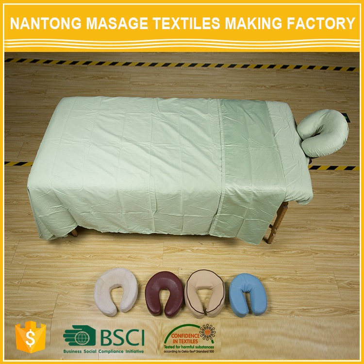 Professional Manufacture Cheap 65% Polyester 35% Cotton Massage Sheet
