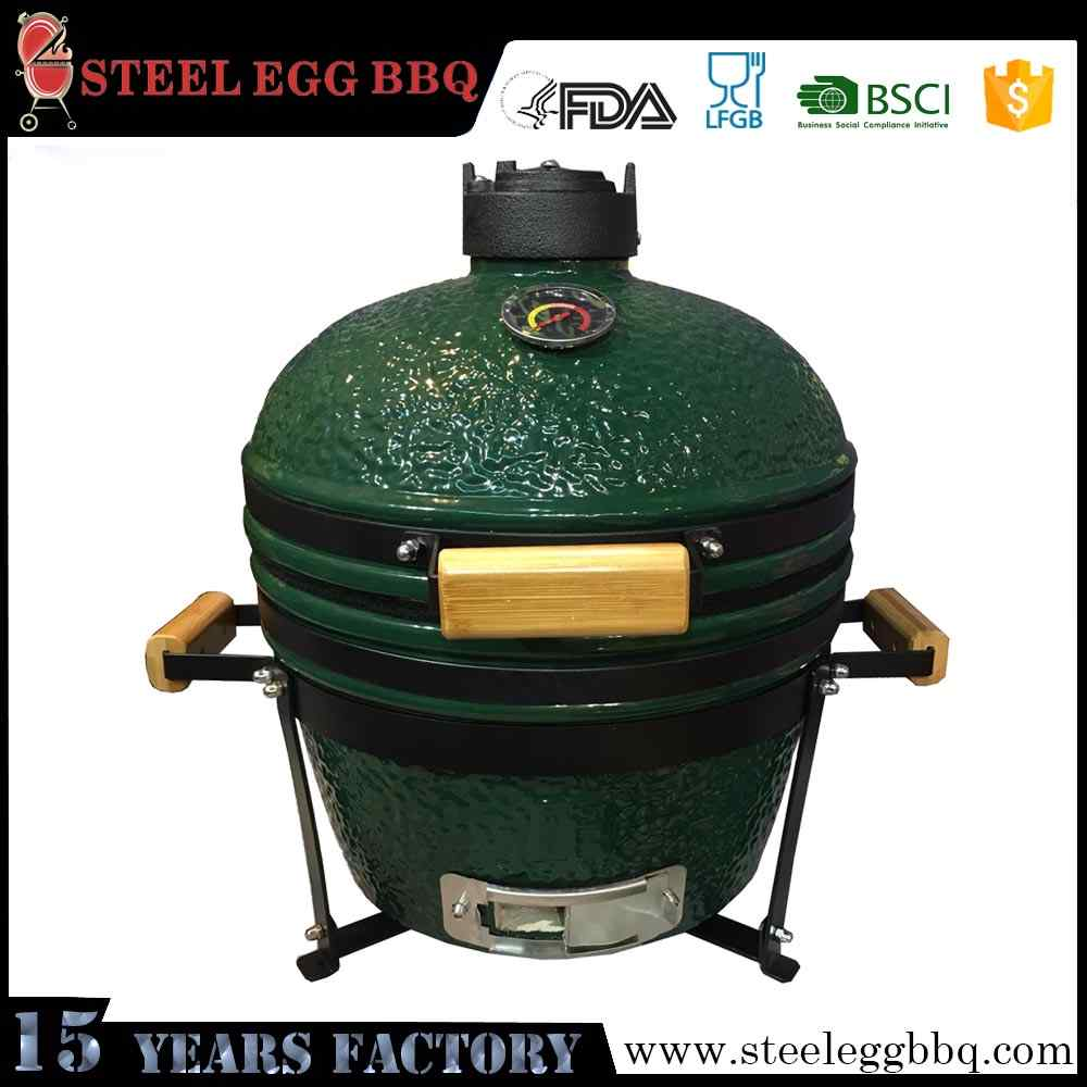 Save 30% 16Inch Ceramic Kamado Tabletop BBQ Grill