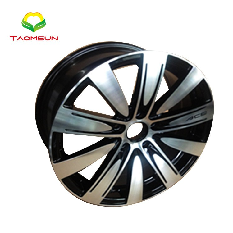 China Alibaba Professional Factory Made Jeep Alloy Wheels