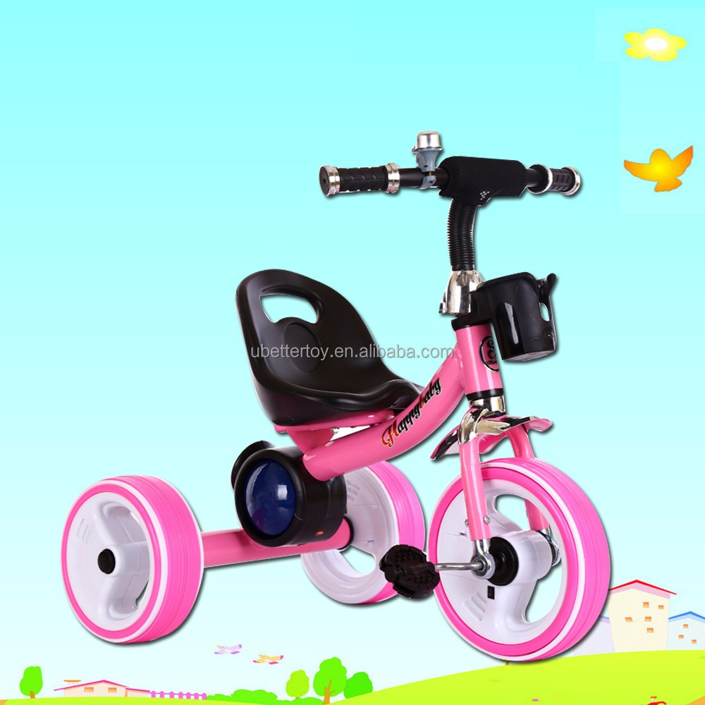 plastic and ride on baby tricycle trike for kids cool baby tricycle steel plan toy style baby tricycle hot sale
