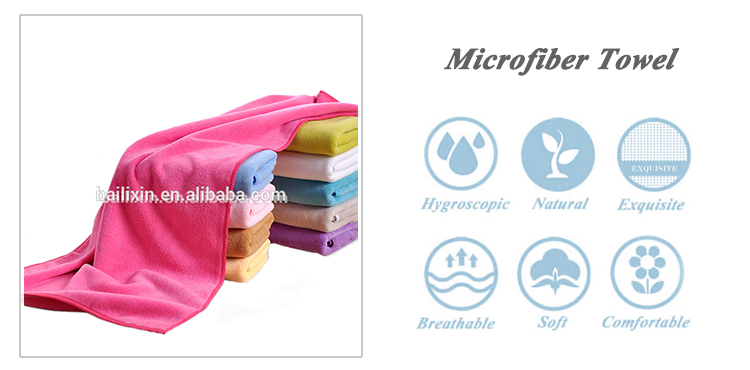 Cheap Wholesale 40x60 400 gsm microfiber towel for car cleaning