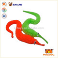 Hotsale magic wiggle worm toy for kids, magic tricks
