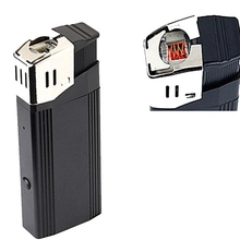 1920x1080P 1080P V18 real lighter camera Mini DV hidden camera lighter with flash light