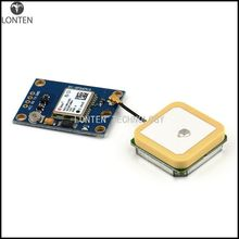 GY-GPS6MV2, Ublox NEO-6M GPS <strong>Module</strong> with EEPROM for MWC/AeroQuad with Antenna for Flight Control and Aircraft