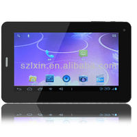 7 inch allwinner a 13 tablet made in china