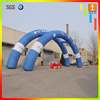 Custom gaint advertising race starting finish sports event archway inflatable arch blow up arch