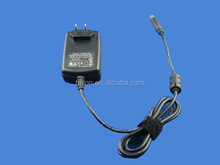 ac/dc switching power adapter 24v 1a switch mode power supply EU,UK,US,AU,BR plugs