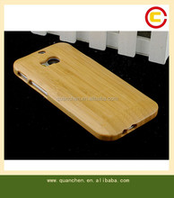 cheap bamboo hard case for htc one2