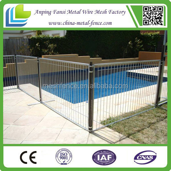 Alibaba China Health Safety Portable Swimming Pool Safety Fence To Prevent Children Pet