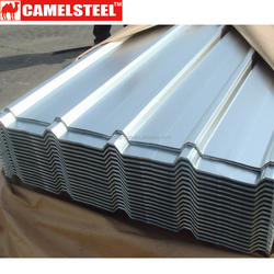 Zinc Corrugated Roofing Tile Construction Material