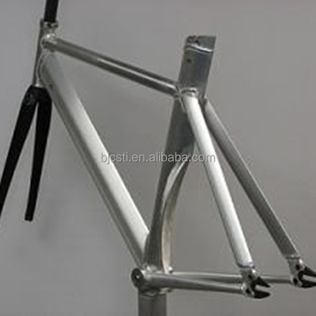 Best price gr9 titanium road bike frame from Baoji changsheng