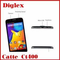 5'' Catee CT400 Quad Core Smart Phone 512MB Ram 4GB Rom Dual SIM Catee Celll Phone In Stock