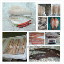 types of fish fillets